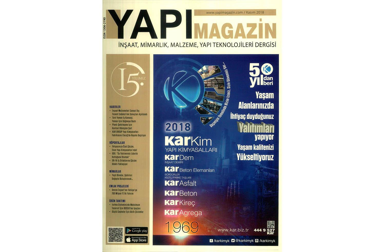 Yapi Magazin-Bilisim Vadisi 1